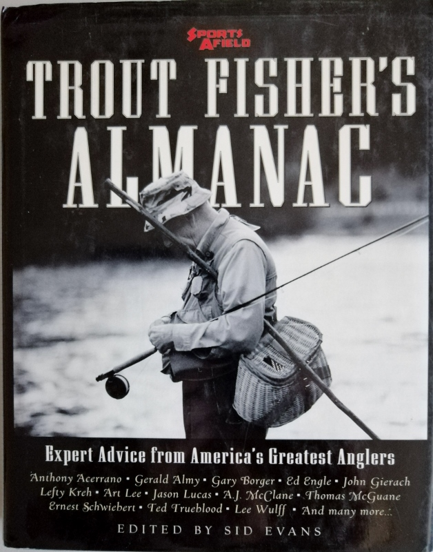 Image for Trout Fisher's Almanac: Expert Advice from America's Greatest Anglers