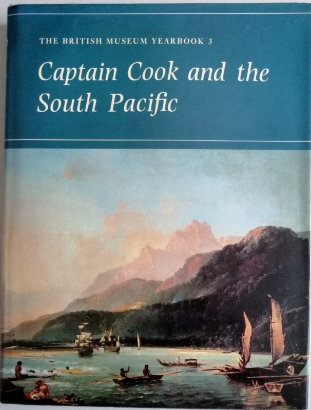 Image for Captain Cook and the South Pacific (British Museum Yearbook 3)