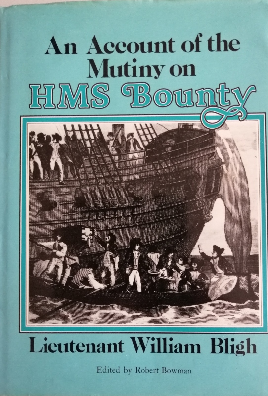 Image for Account of the Mutiny on H.M.S.Bounty