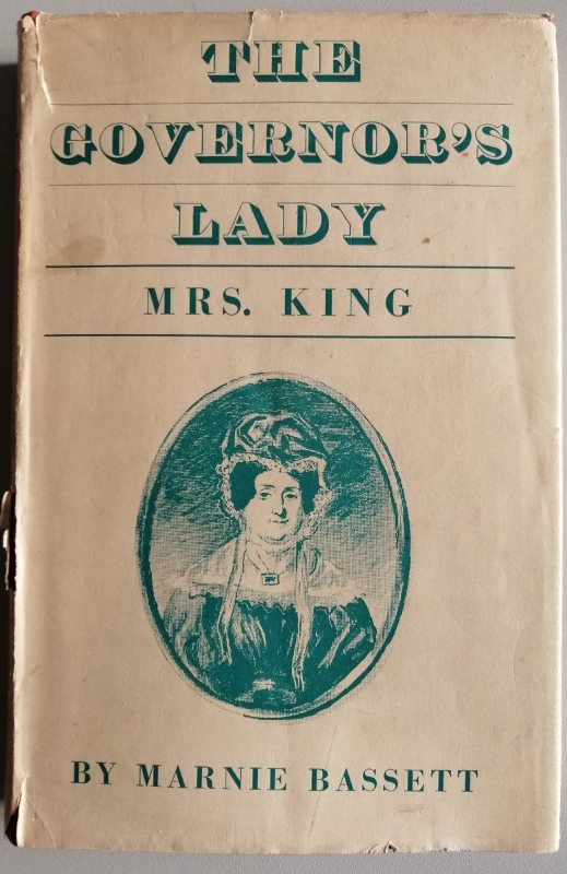 Image for The Govenor's Lady Mrs Philip Gidley King : An Australian Historical Narrative