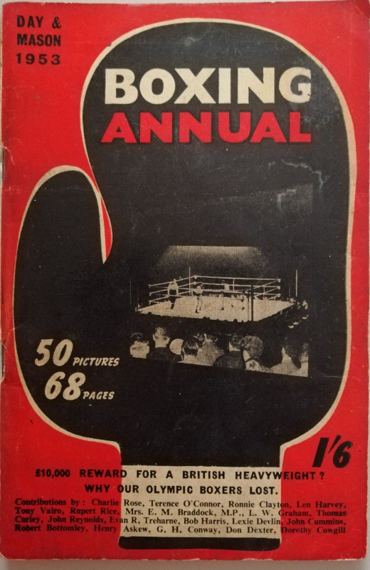 Image for Day and Mason Boxing Annual 1953