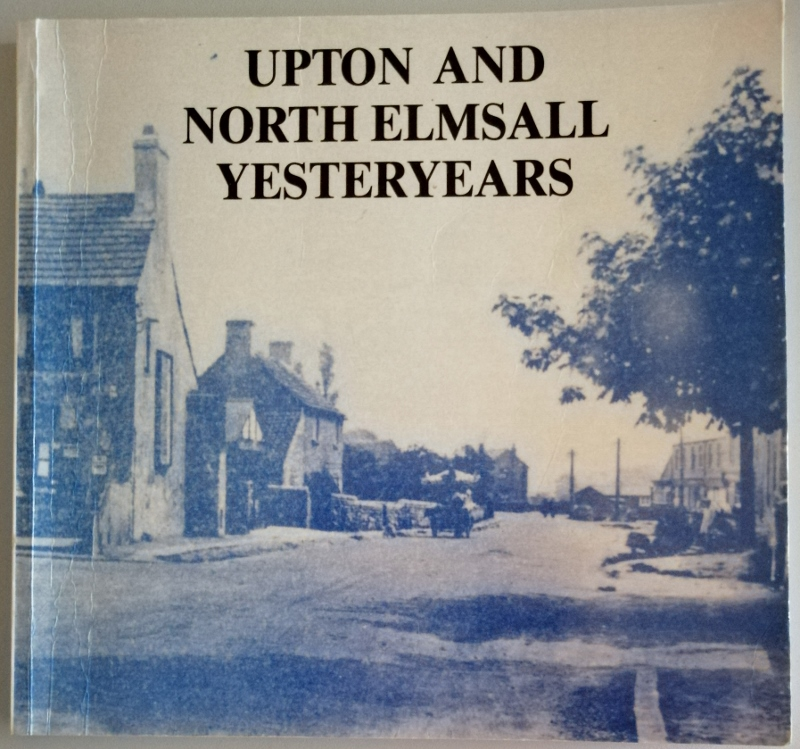 Image for Upton and North Elmsall Yesteryears: The Beacon to Bobby's Corner