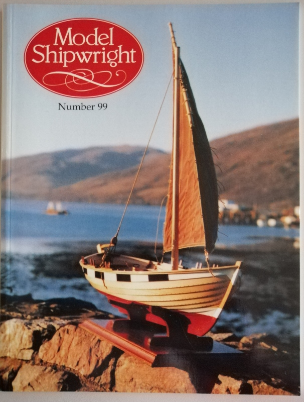 Image for Model Shipwright No.99