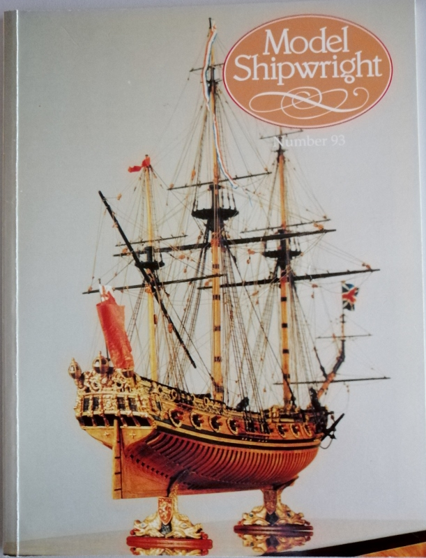Image for Model Shipwright No.93