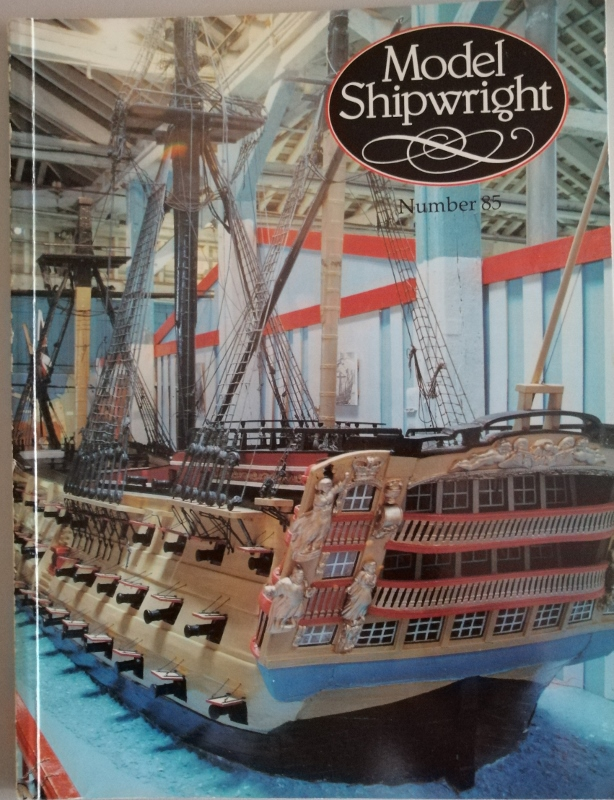 Image for Model Shipwright No.85