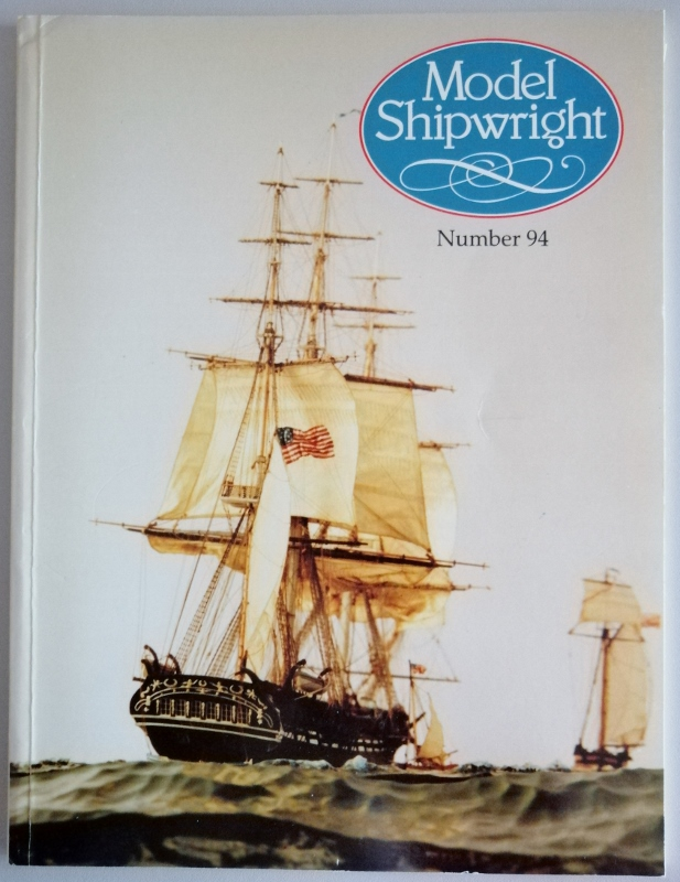 Image for Model Shipwright No.94