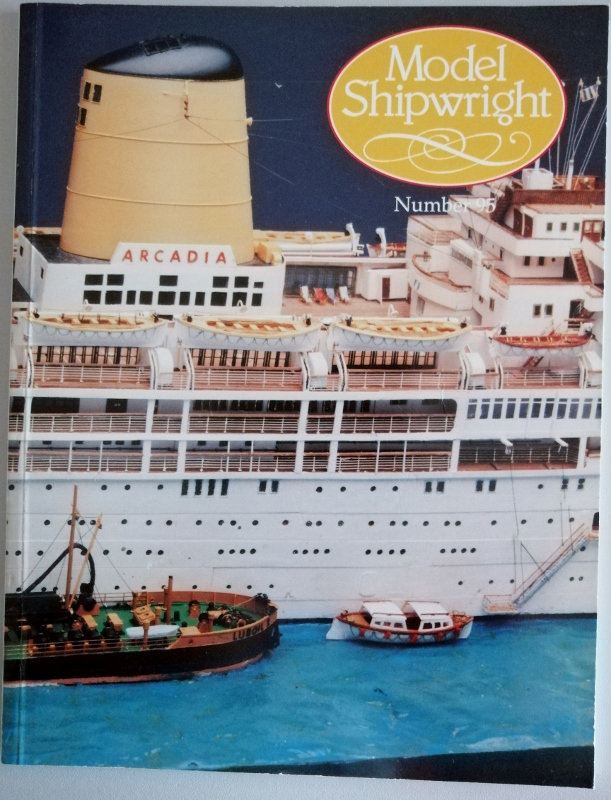Image for Model Shipwright No.95