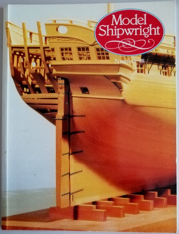 Image for Model Shipwright No.98
