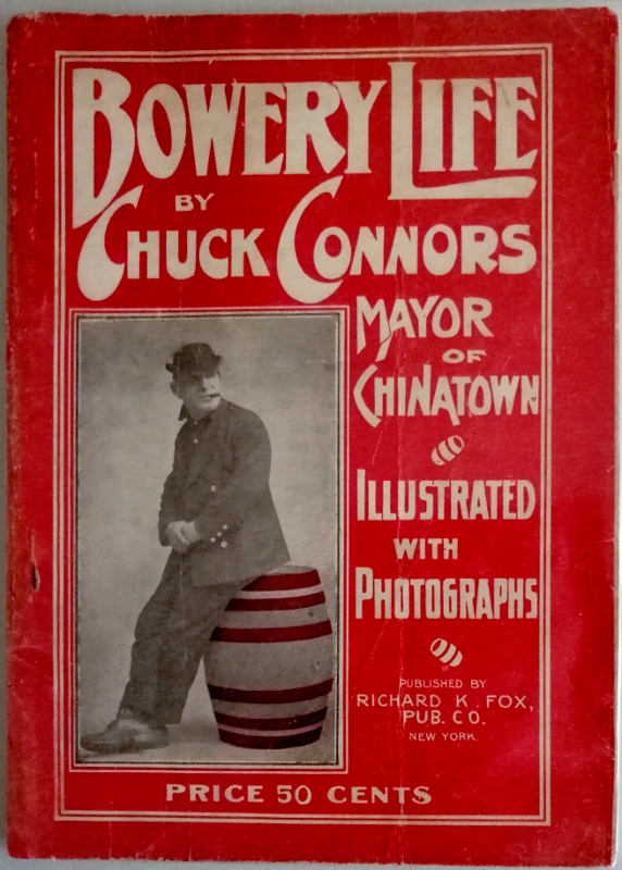 Image for Bowery Life
