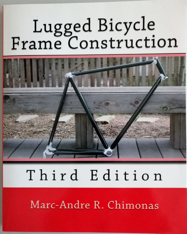 Image for Lugged Bicycle Frame Construction