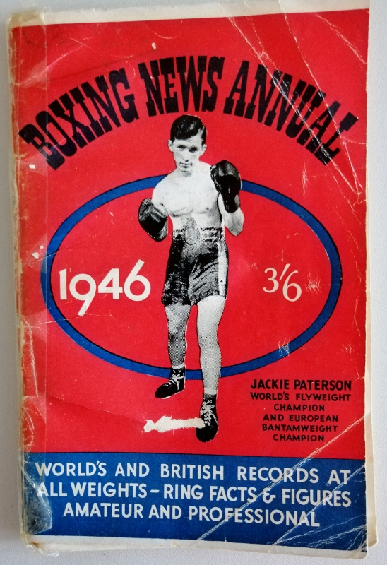Image for Boxing News Annual 1946