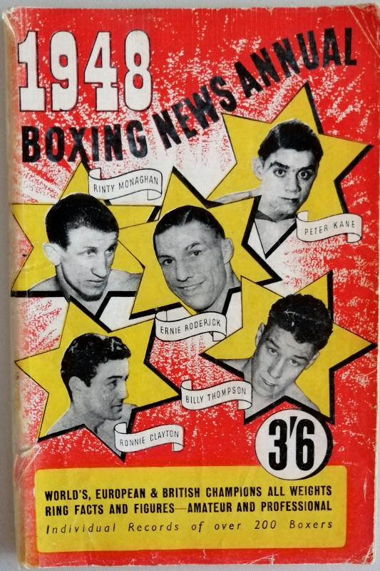 Image for Boxing News Annual 1948
