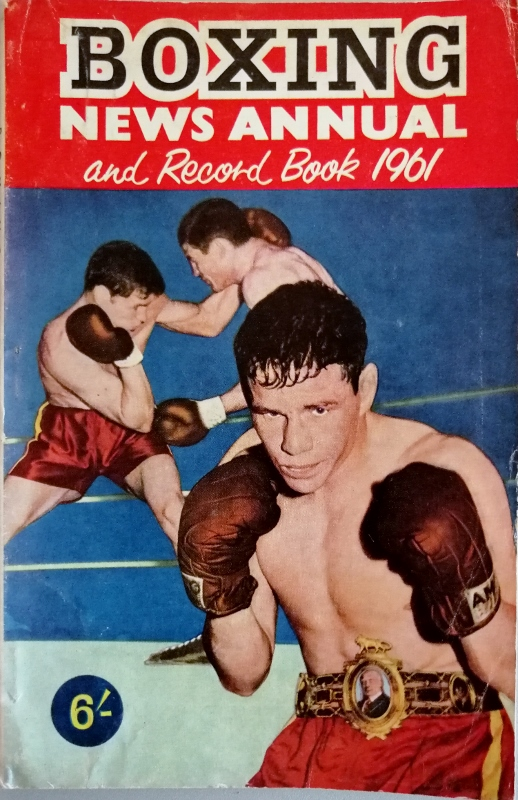 Image for Boxing News Annual and Record Book 1961
