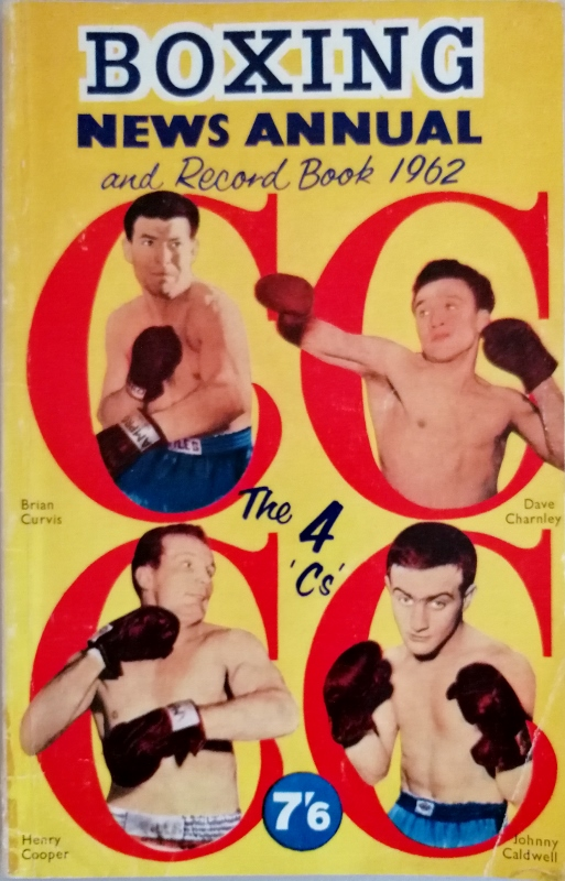 Image for Boxing News Annual and Record Book 1962