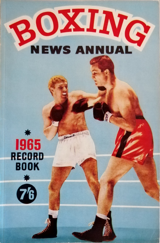 Image for Boxing News Annual and Record Book 1965