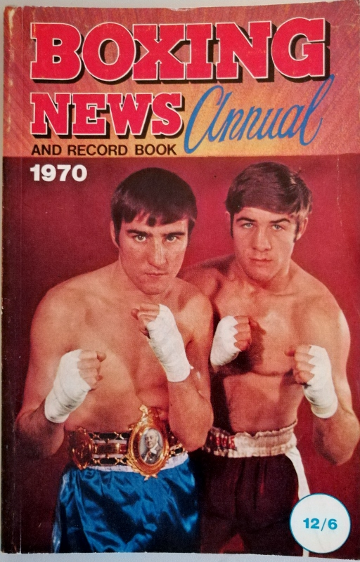 Image for Boxing News Annual and Record Book 1970