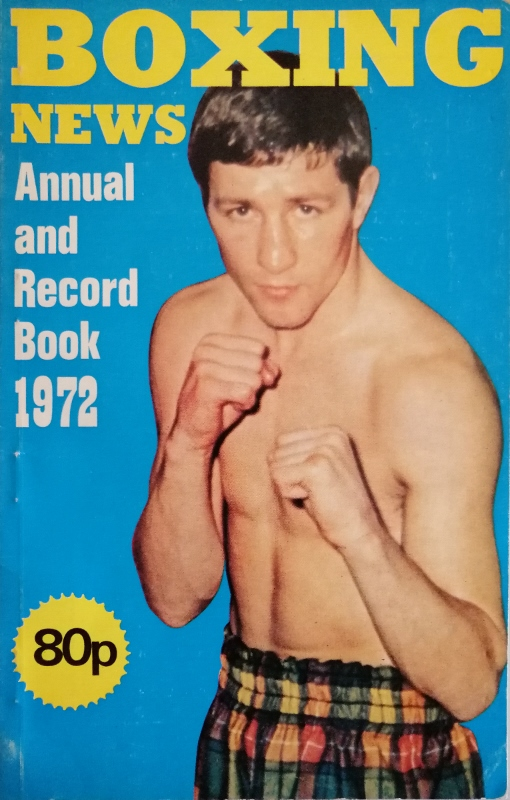 Image for Boxing News Annual and Record Book 1972