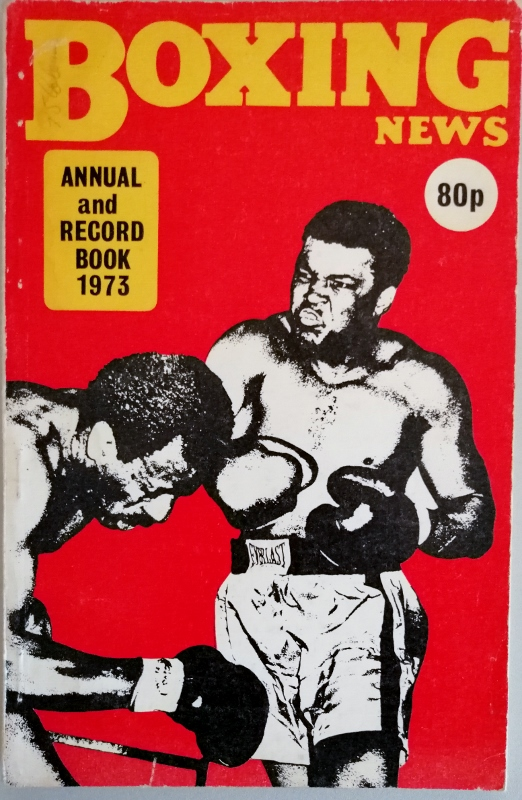 Image for Boxing News Annual and Record Book 1973