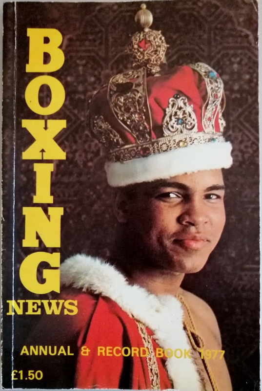 Image for Boxing News Annual and Record Book 1977