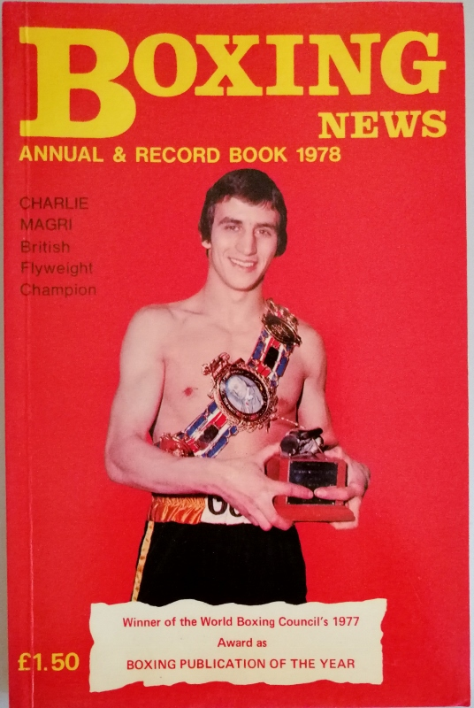 Image for Boxing News Annual and Record Book 1978