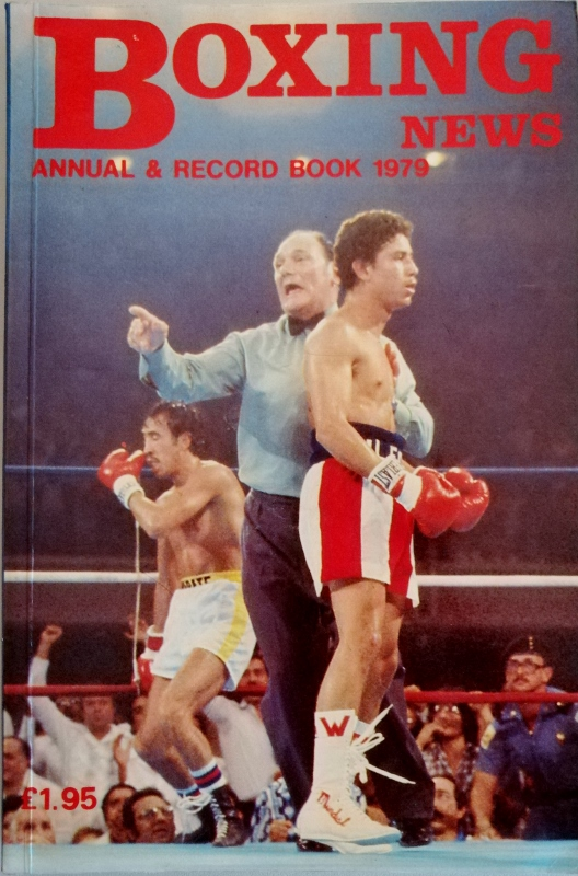Image for Boxing News Annual and Record Book 1979