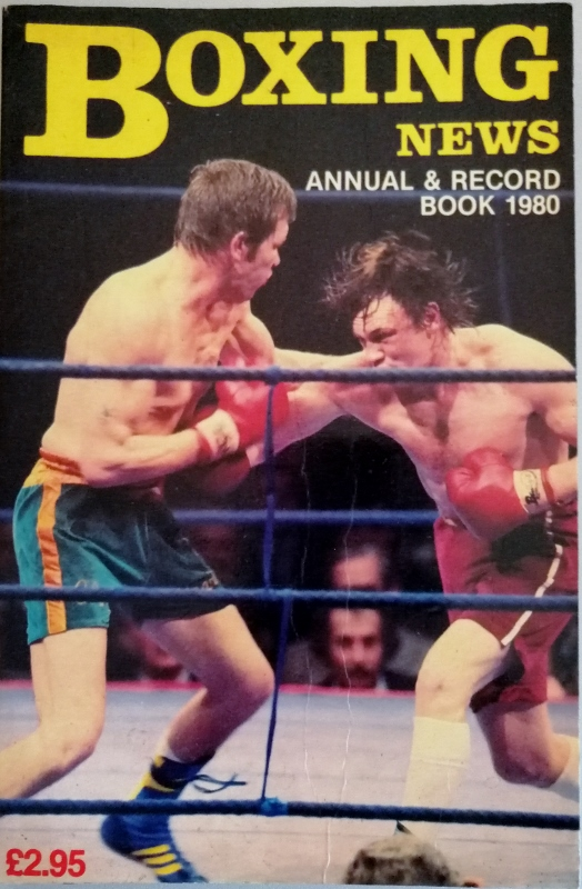 Image for Boxing News Annual and Record Book 1980