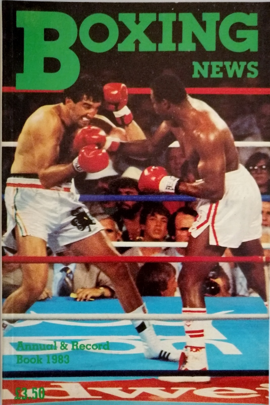 Image for Boxing News Annual and Record Book 1983