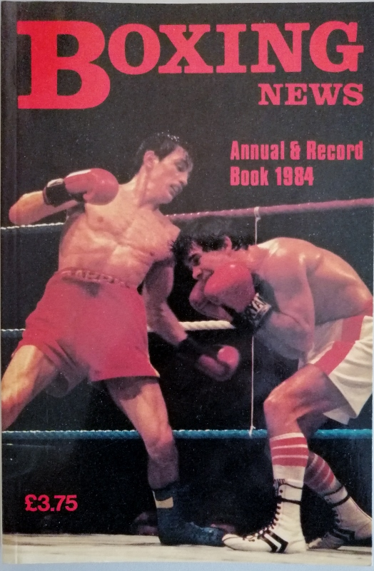 Image for Boxing News Annual and Record Book 1984