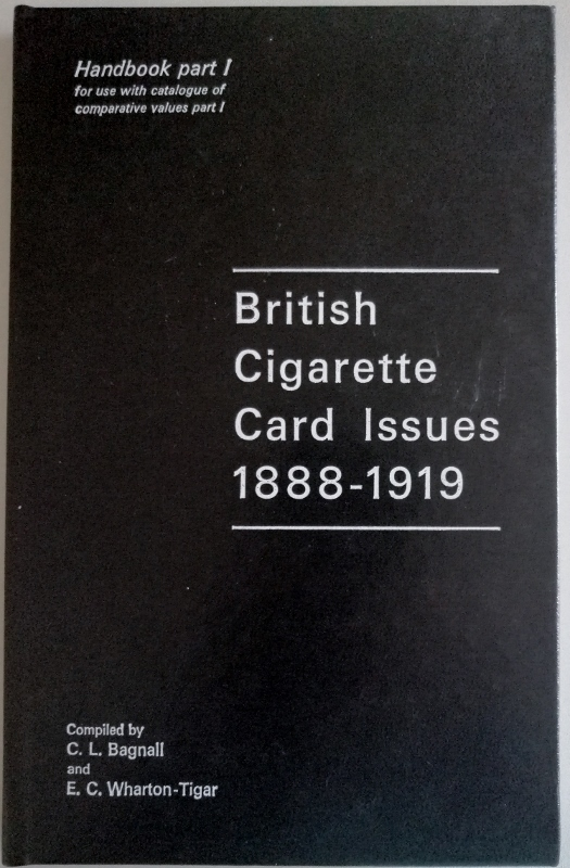 Image for The London Cigarette card Company's Handbook Part I