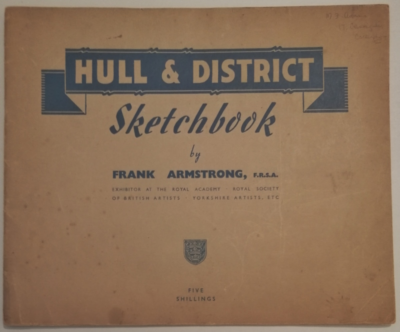 Image for Hull and District Sketch Book