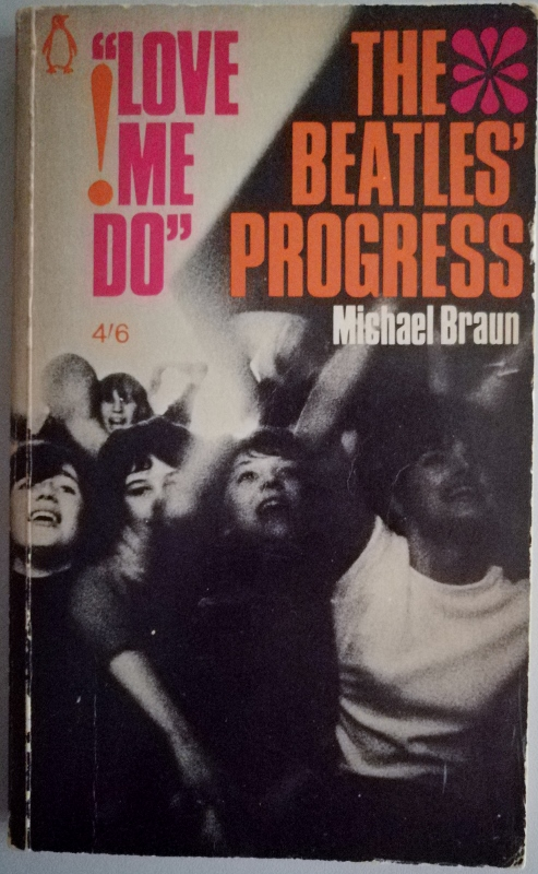 Image for Love Me Do: The Beatles' Progress