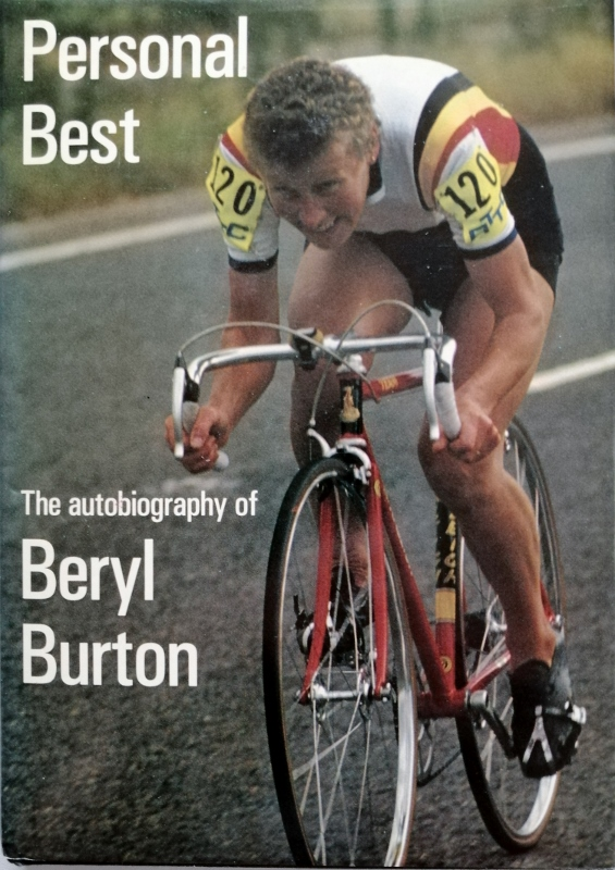 Image for Personal Best. The Autobiography of Beryl Burton.