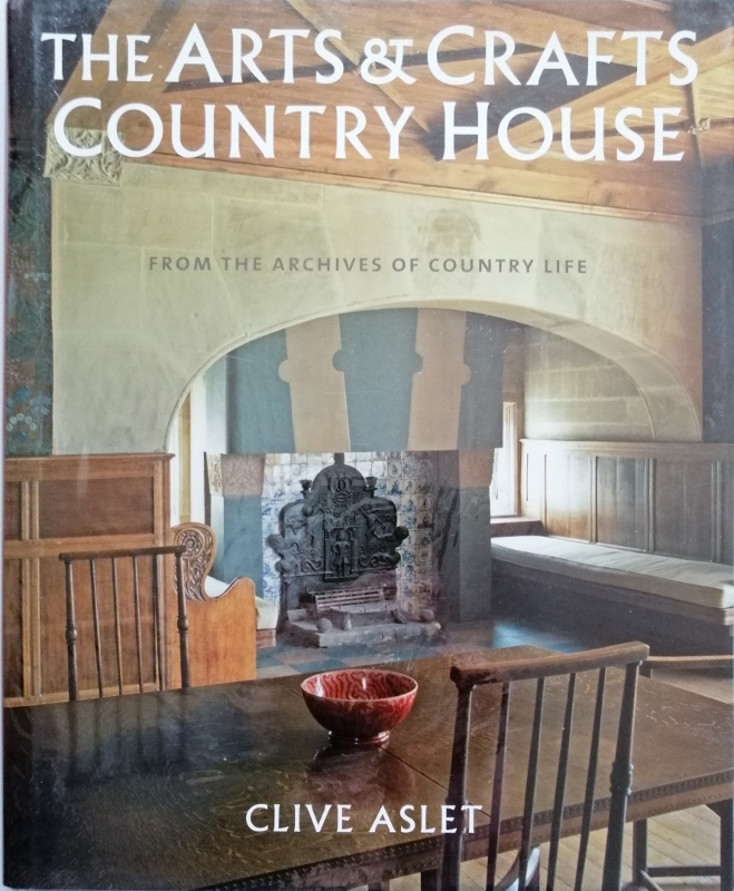 Image for The Arts and Crafts Country House from the Archives of Country Life