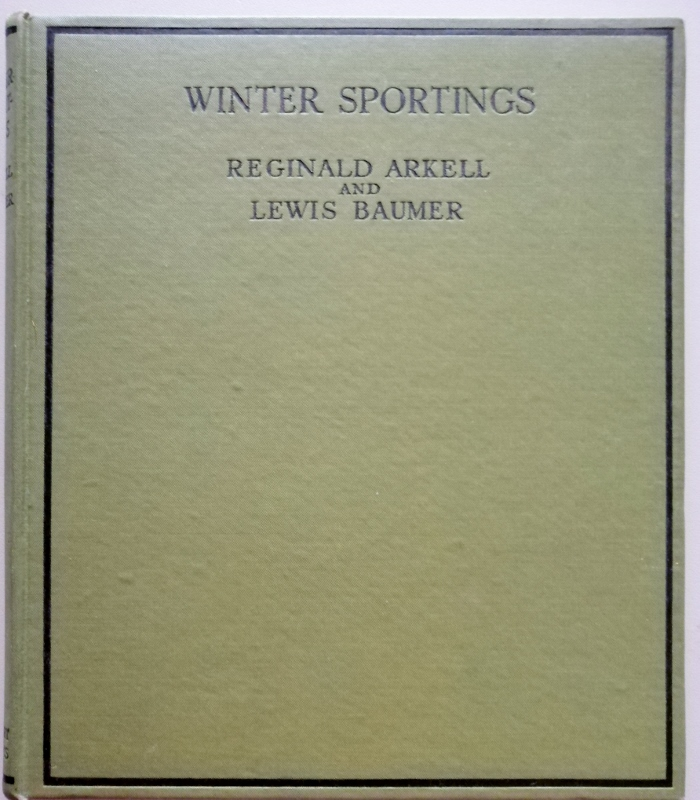 Image for Winter Sportings