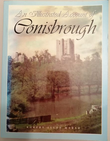 Image for An Illustrated Account of Conisbrough