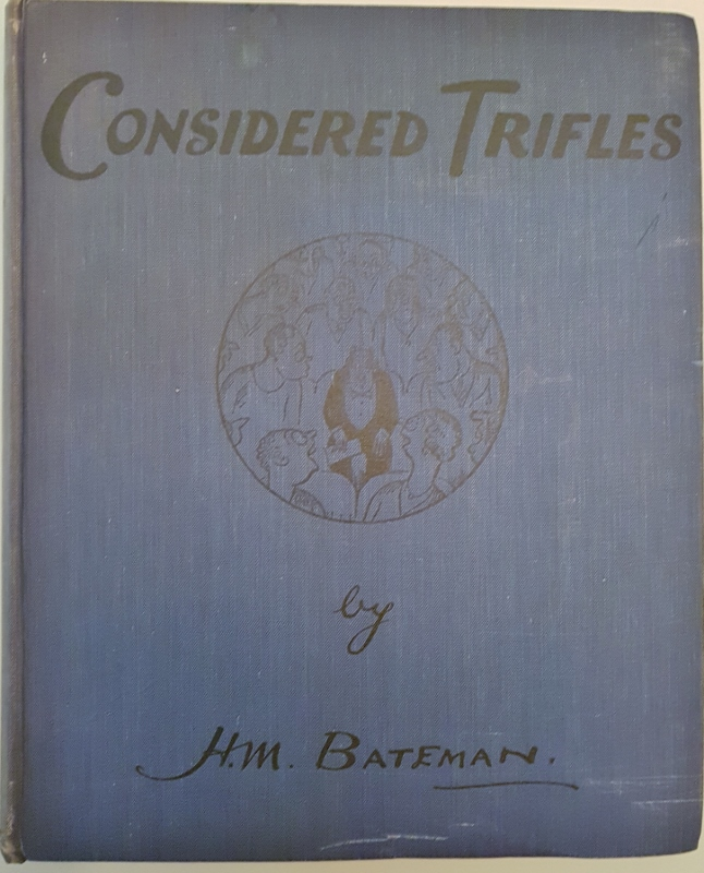 Image for Considered Trifles.  A Book of Drawings.