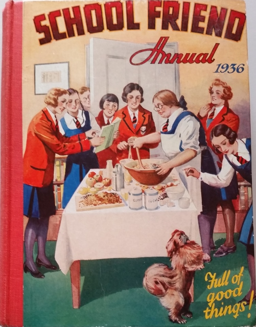 Image for School Friend Annual 1936