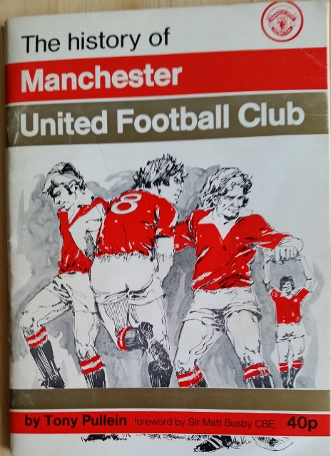 Image for The History of Manchester United